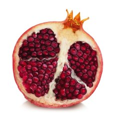Pomegranate (range as list)