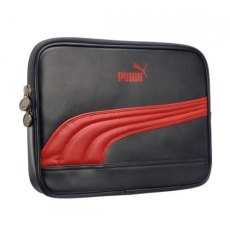 Puma Formstripe Macbook sleeve 13-inch - Black/Red