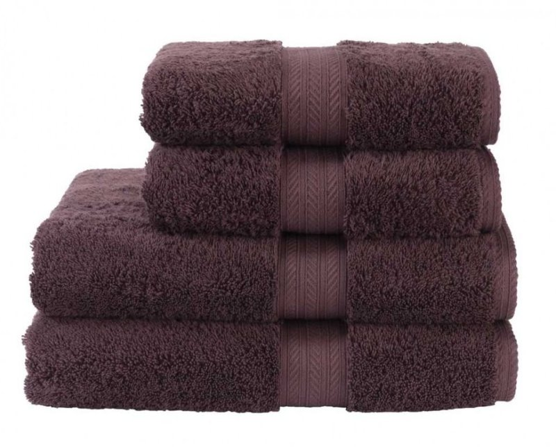 Christy Spa Towel Brown